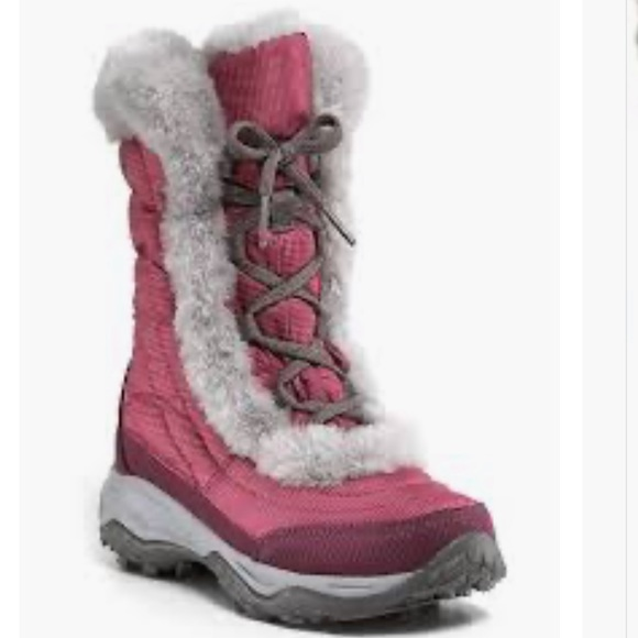 The North Face Shoes - The North Face Nuptse Faux Fur Goose Down Boots